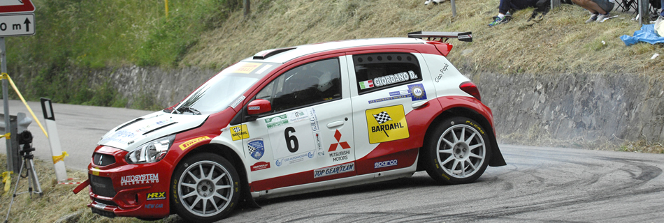 """Mitsubishi Space Star R5"""